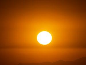 Solskydd är viktigt
